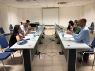 With Bertrand Meinier and Ms Maria Koenig (GIZ-MRC Cooperation Program).JPG