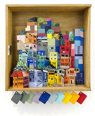 Collections in drawers