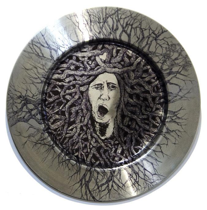 Head of Medusa after Caravaggio