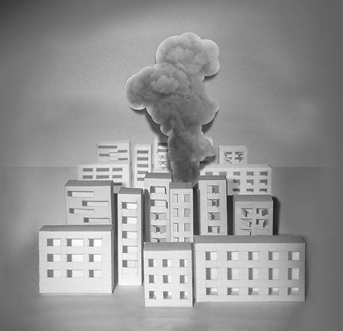 צילום בתי נייר ועשן