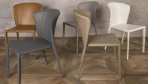 CH - Chair sedie moderne Foto (1)