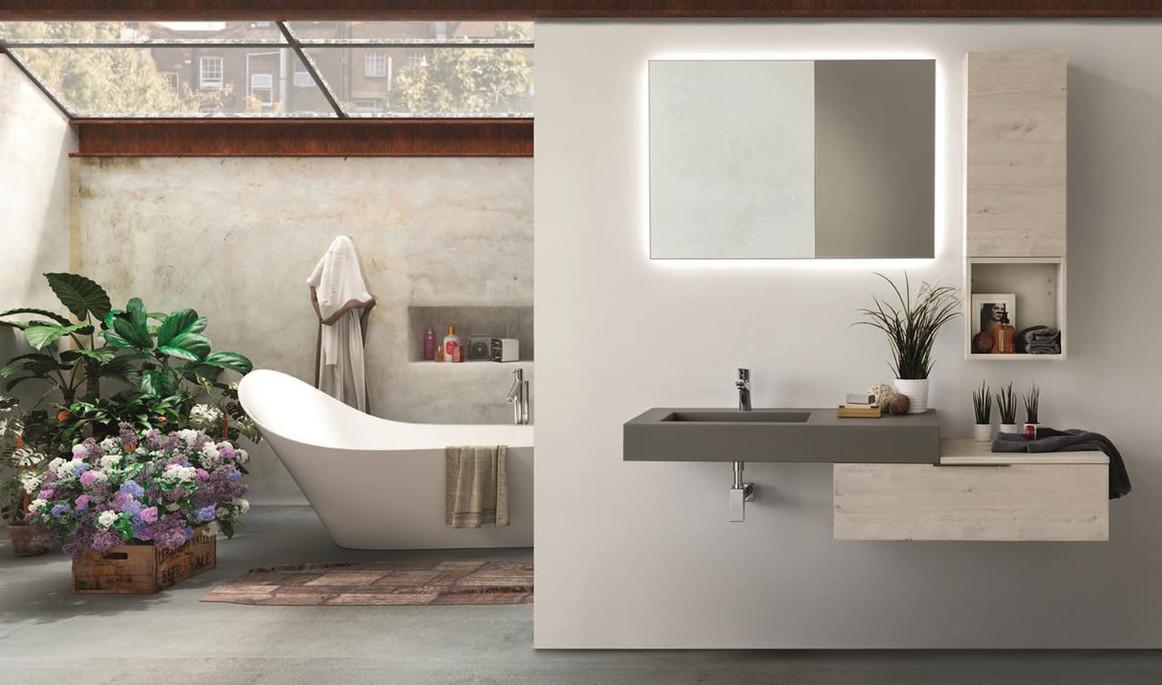 Evolution bagno moderna foto  (16)