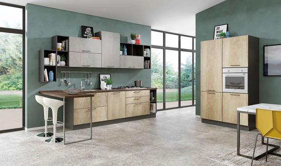EcoStar cucina moderna foto (10)