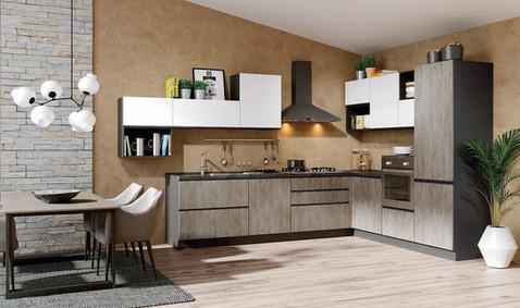 EcoStar cucina moderna foto (26)