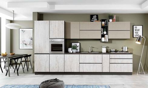 EcoStar cucina moderna foto (2)