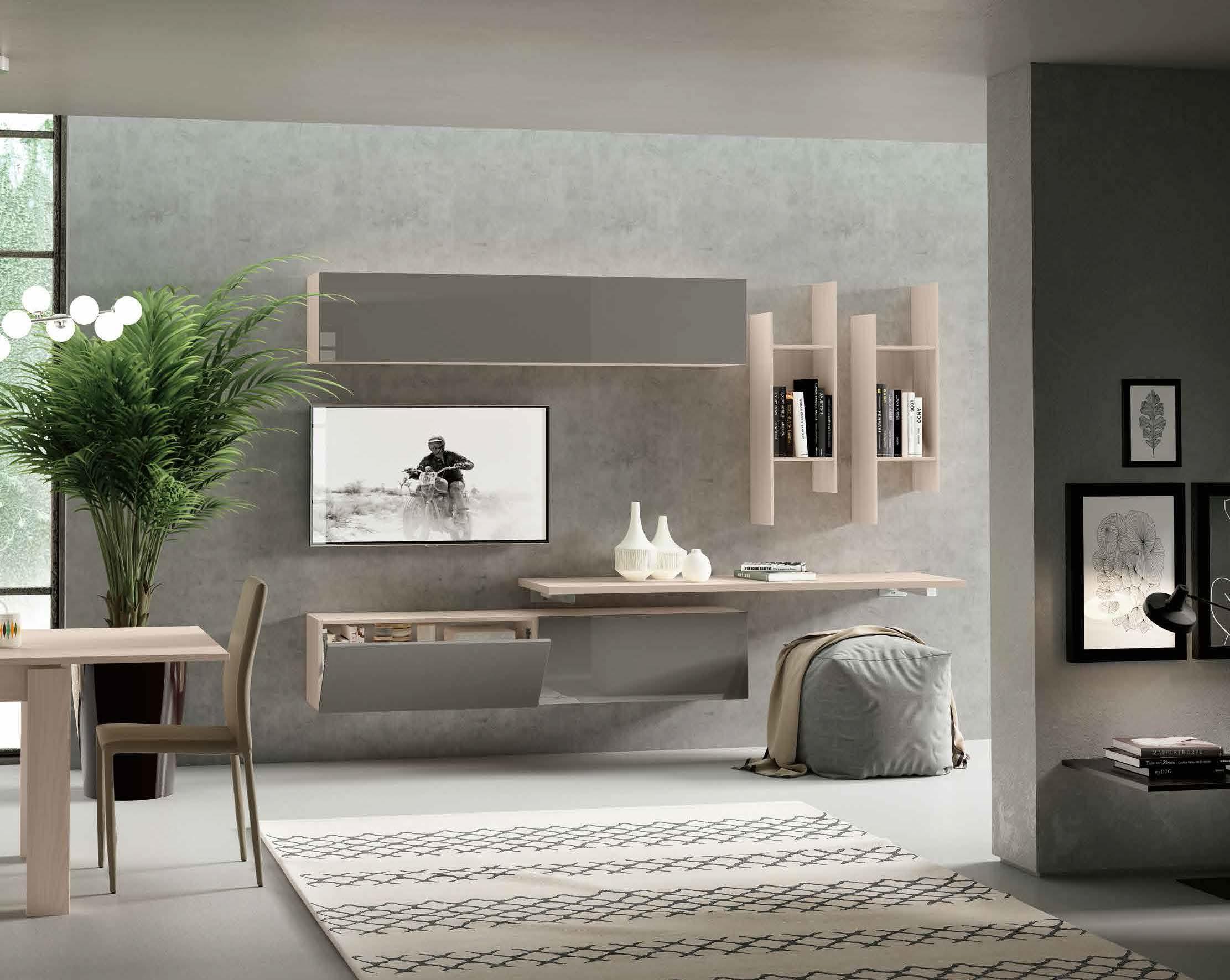 Soggiorni-moderni, pareti attrezzate | Reggiolo | IMPERIAL ARREDAMENTI