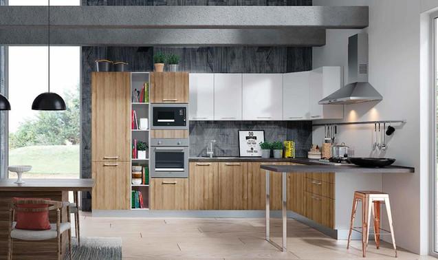 EcoStar cucina moderna foto (33)