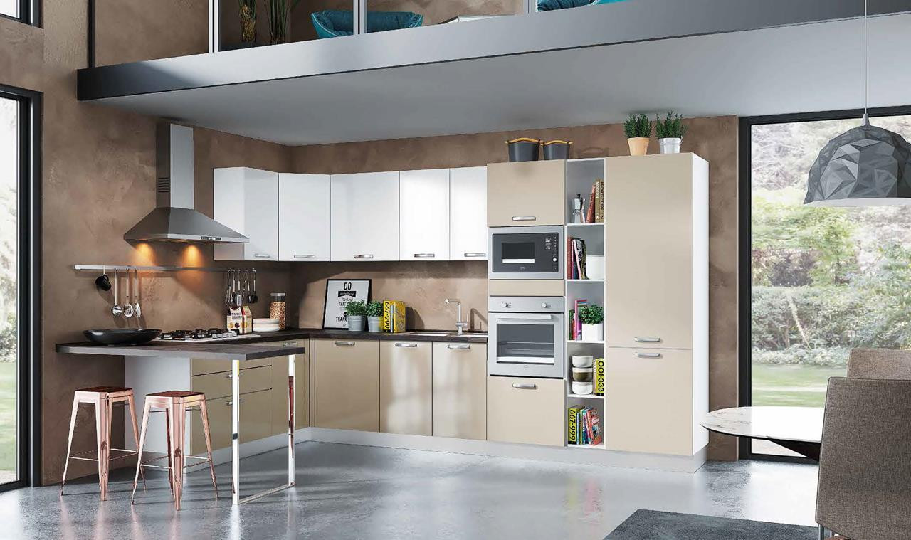 EcoStar cucina moderna foto (31)