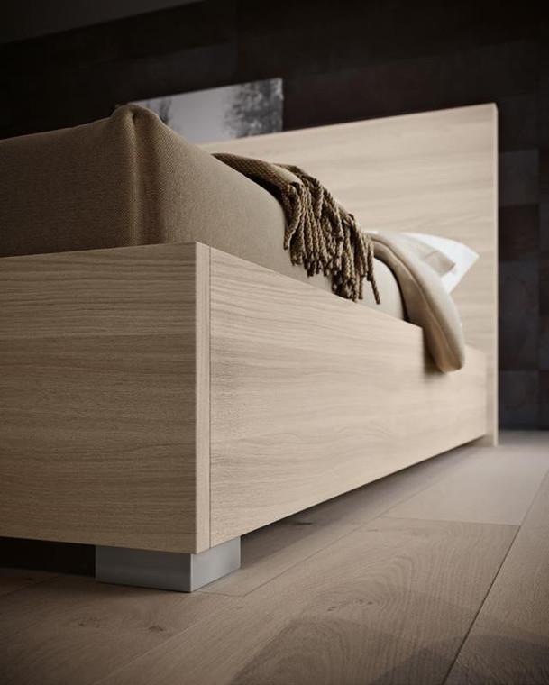 Letti in legno moderni foto  (7)