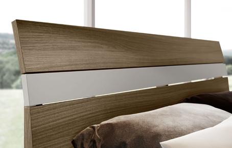Letti in legno moderni foto  (3)