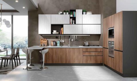 EcoStar cucina moderna foto (23)