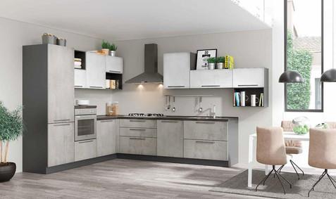 EcoStar cucina moderna foto (25)