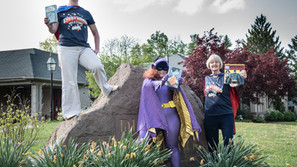 Go Far Community Heroes: The Durham Public Library