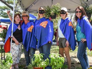 Go Far Super Heroes: Project Graduation!