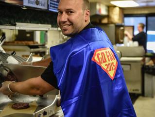 Go Far Community Hero: Lino Aparo