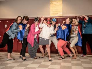 Go Far Community Heroes: Strong School Teachers