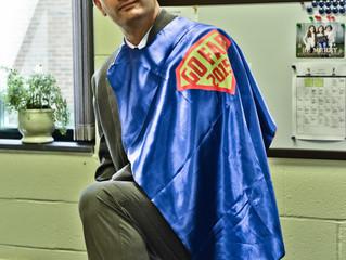 Go Far Hero: CRHS Principal Brian Falcone