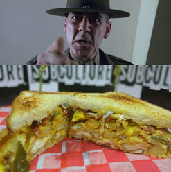 Have you tried the #FullMeltedJacket at SubCulture?