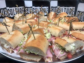 Got Sandwiches?