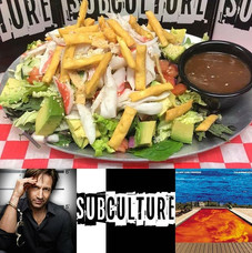 I'm dreaming of #Californiacation #Salad at #SubCultureJC