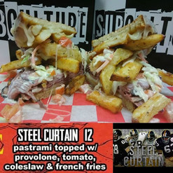 The #SteelCurtain at #SubCultureJC