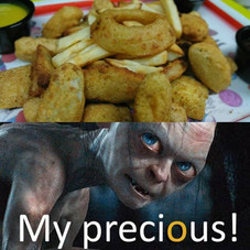 The Air-Fried, One Ring To Rule Them All Appetizer