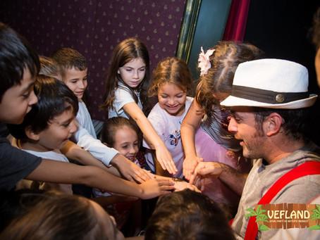 Sihirbazlık İzlemenin, Yapmanın ve Öğrenmenin Çocuklar Üzerindeki Faydaları