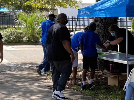 'Souls To The Polls' Events Hope To Mobilize Black Voters Across Florida