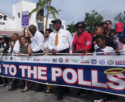 "Massive Final Weekend of ""Souls to the Polls"" Events Happening in Fourteen Counties in Florida"