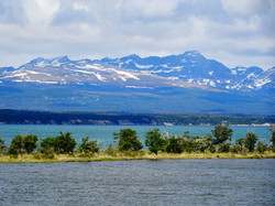 Lago Fagnano Lago Negro
