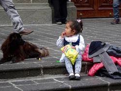 Chica columbiana