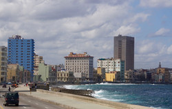 Malécon von Havanna
