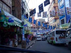 Zentrum La Paz