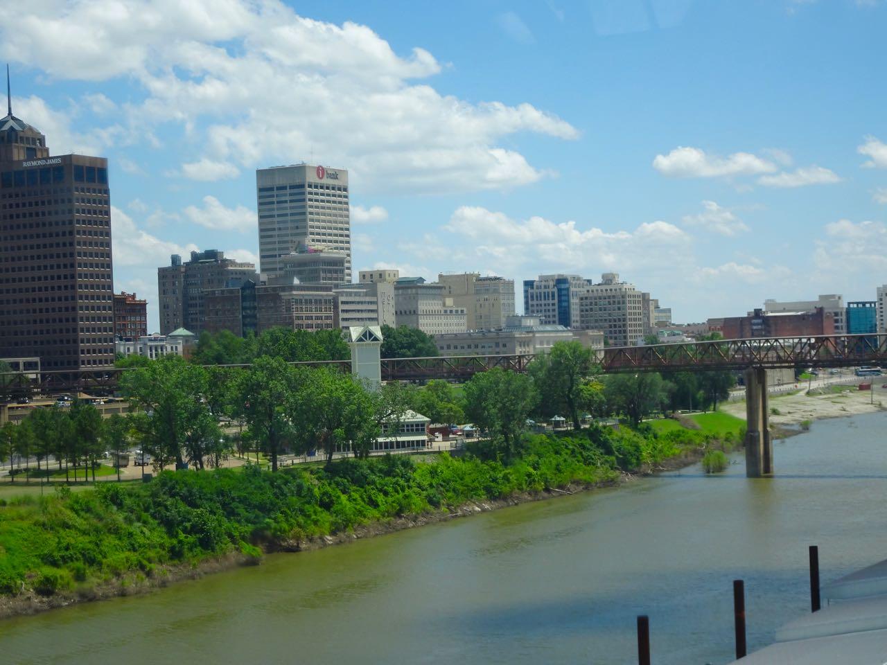 Memphis am Mississippi