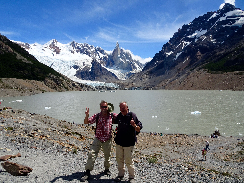 Helden am Gletschersee