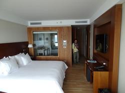 Hotelzimmer Arakur