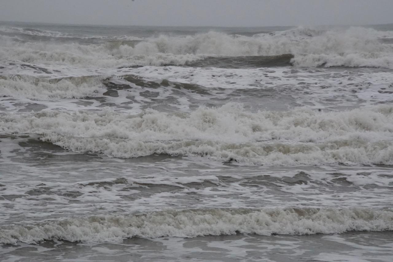 Immer noch Nordsee...