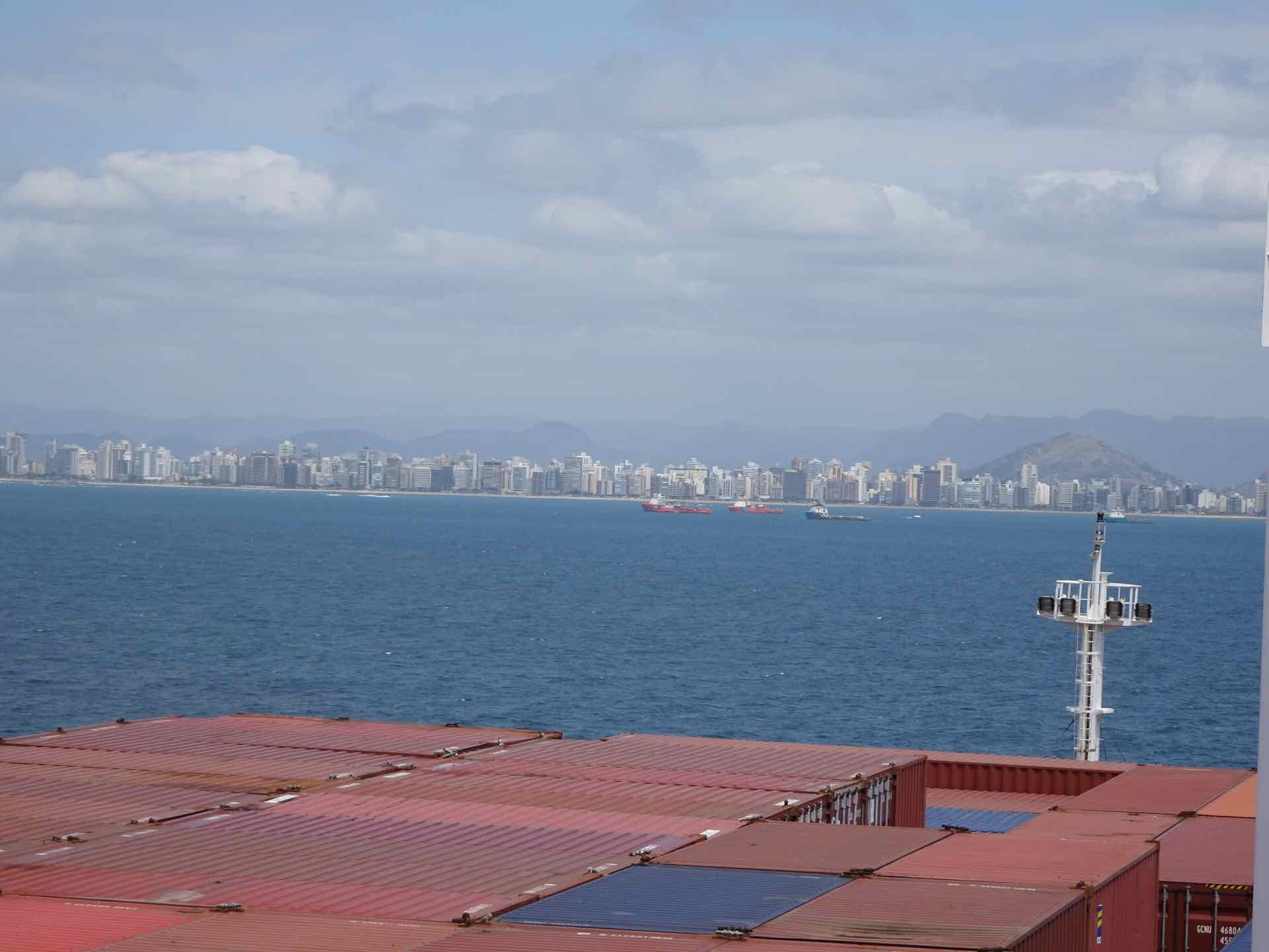 Skyline von Vitoria