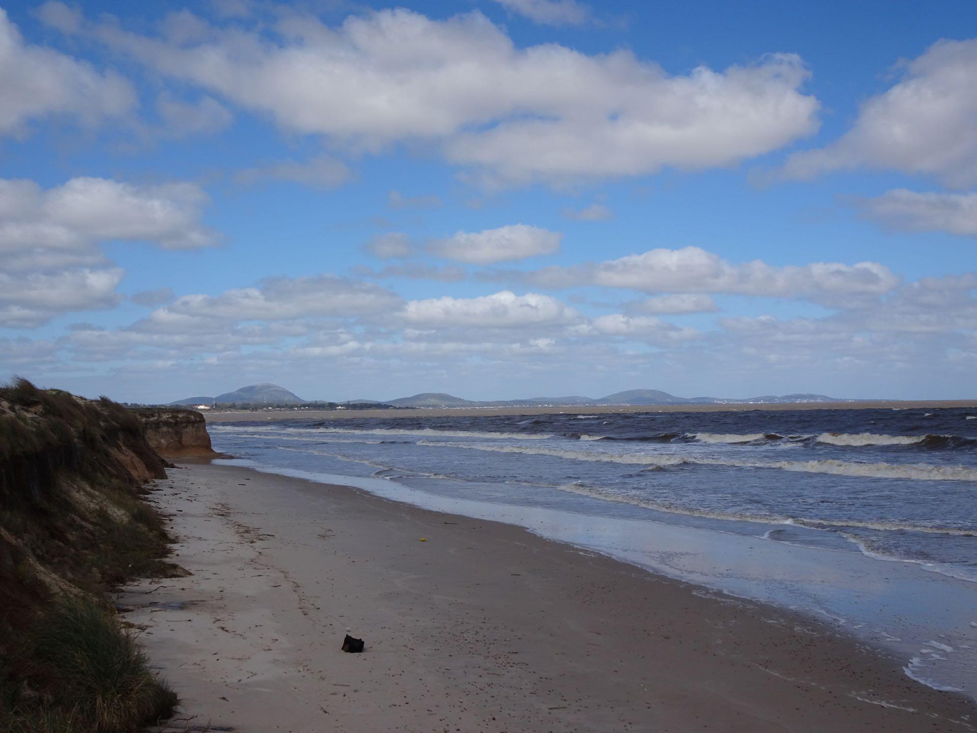 Strand beim Paraiso Suizo