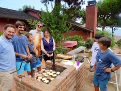 Barbecue für alle