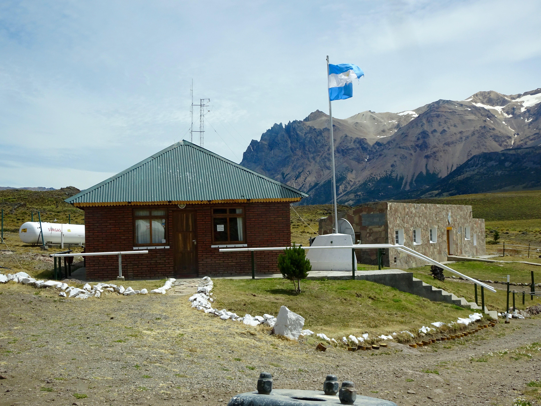 Argentinische Grenze