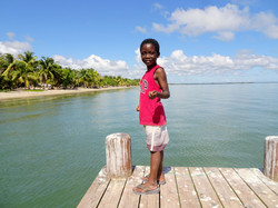 Garifuna Junge