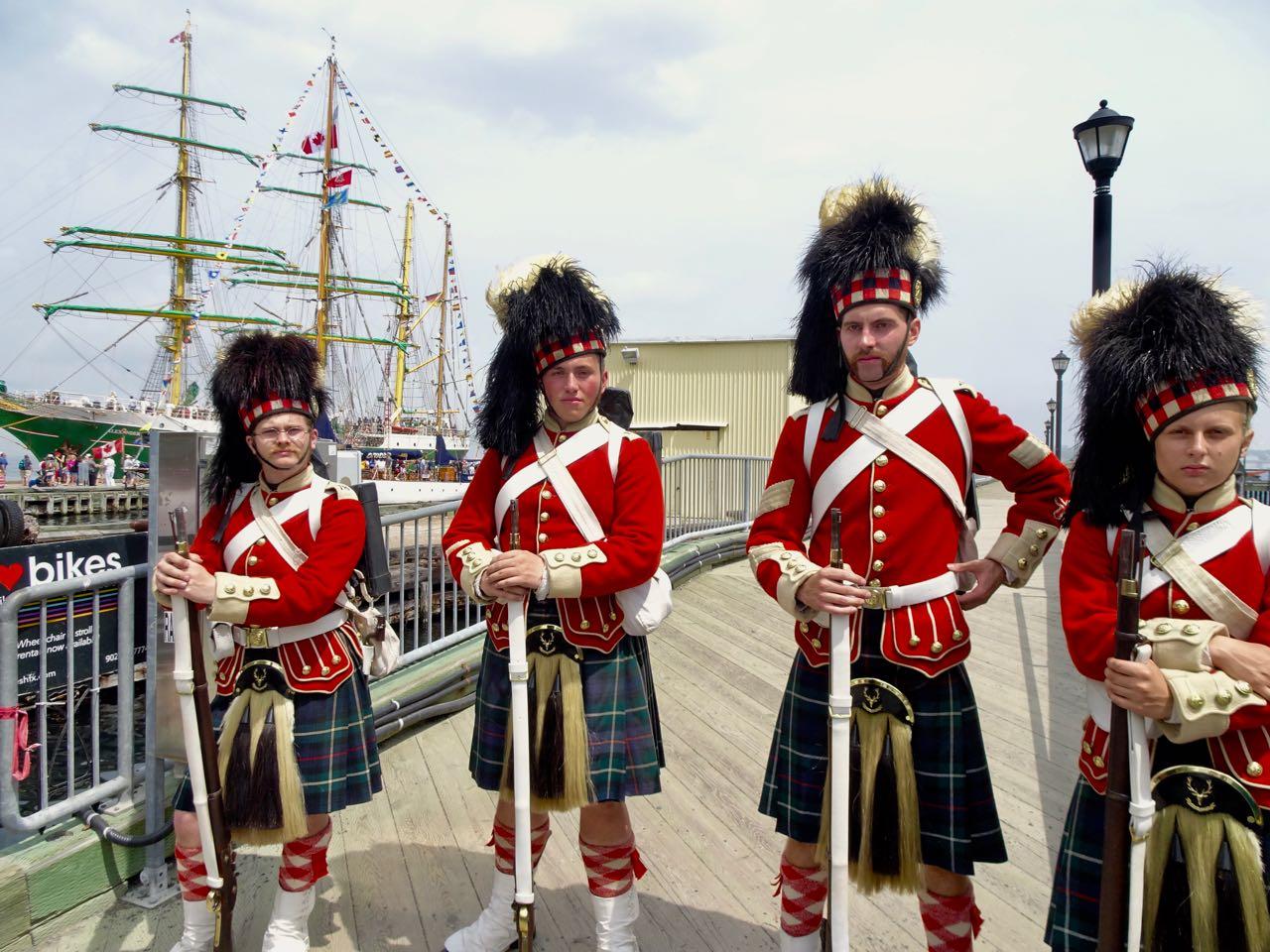 Neu Schottland - und seine Musiker