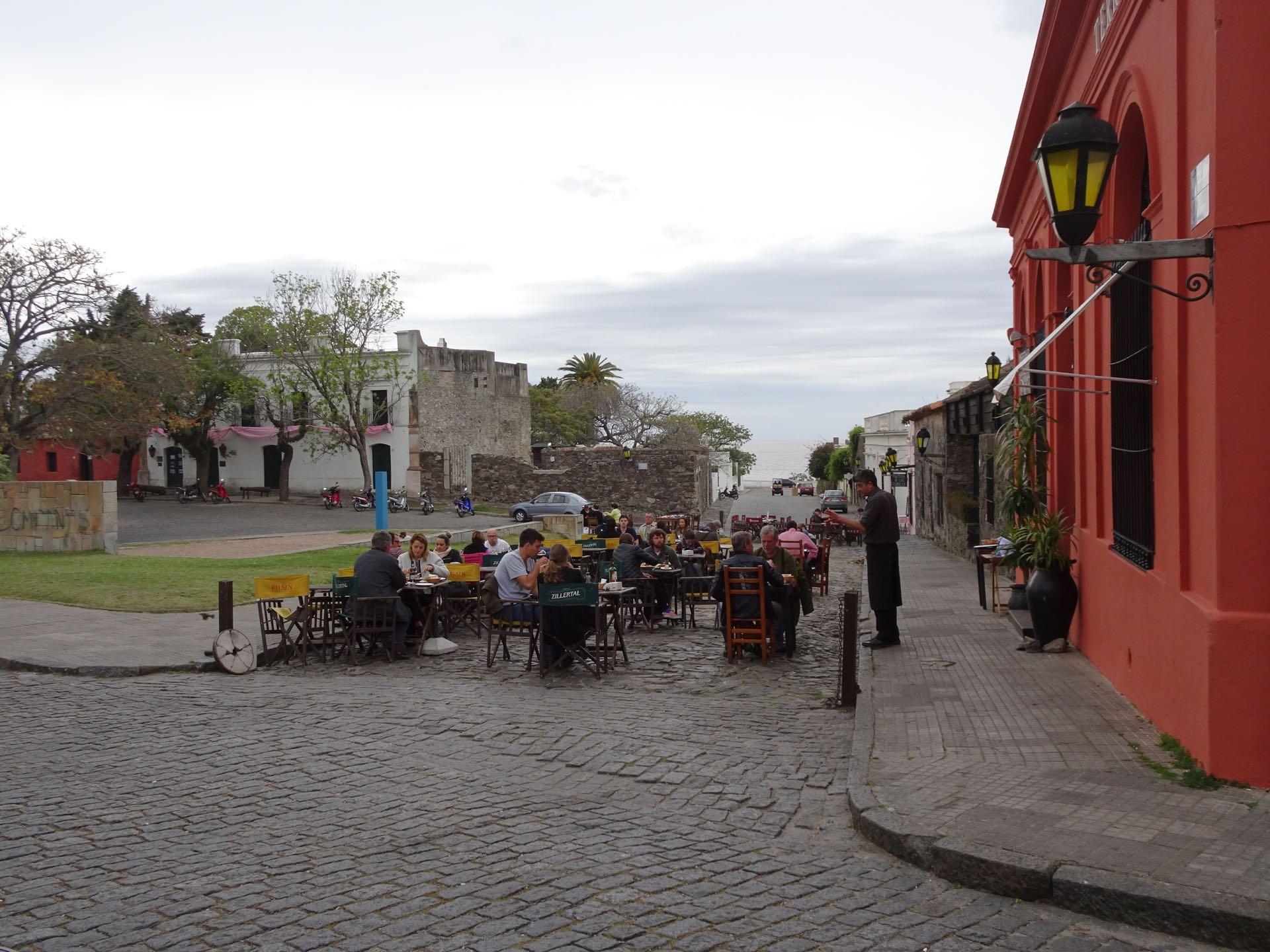Plaza Major Colona