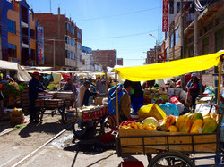 Markt in Puno