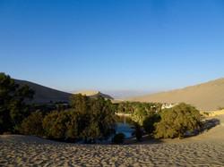 Oase von Huacachina