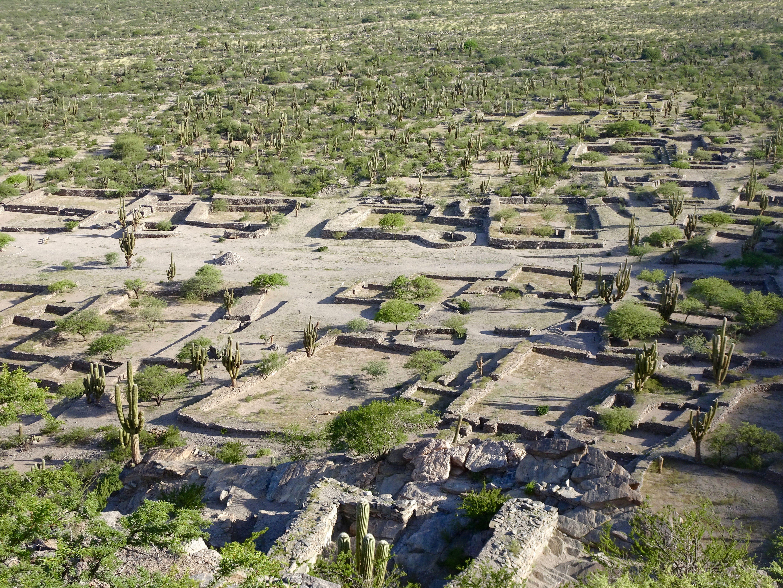 Grundmauern von Quilmes