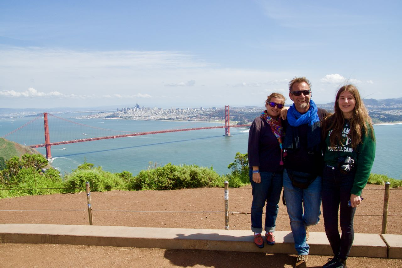 Coole Zeit in SF