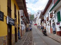San Gil Zentrum