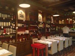 Restaurant aZafran Mendoza